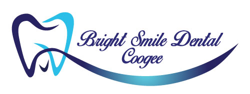 bright smile dental logo